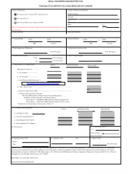 SBA Form 172 Transaction Report on Loan Serviced by Lender